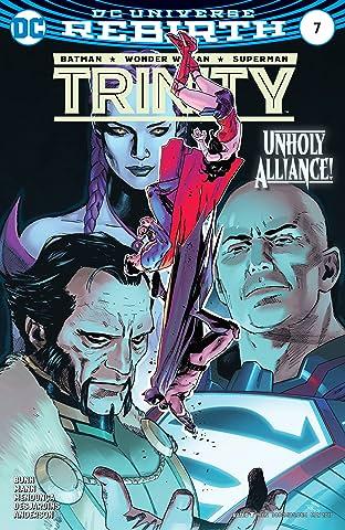 Trinity (2016-2018) #7