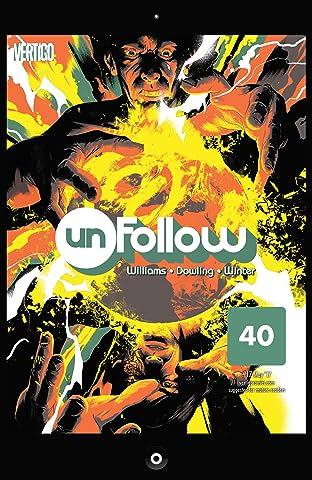 Unfollow (2015-2017) No.17