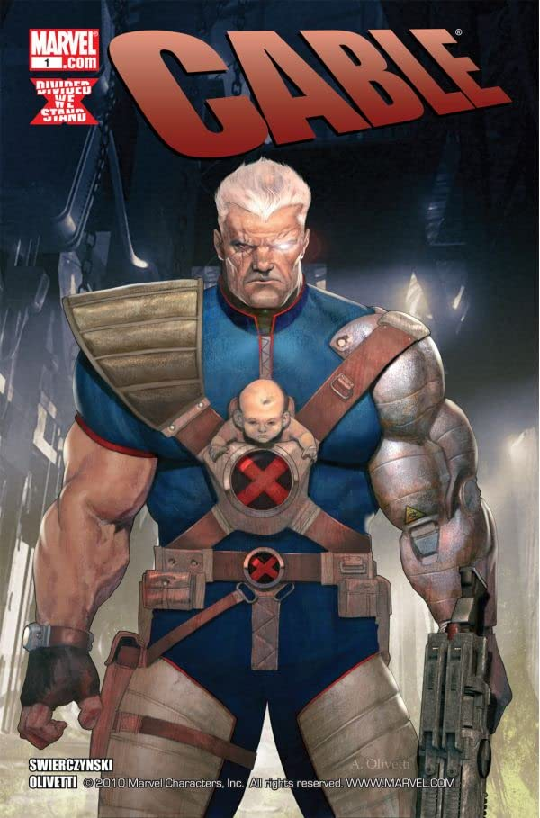 Cable (2008-2010) #1
