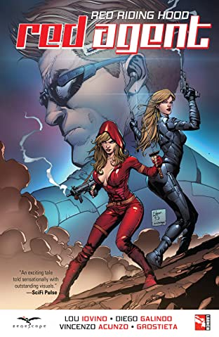Red Agent Vol. 1