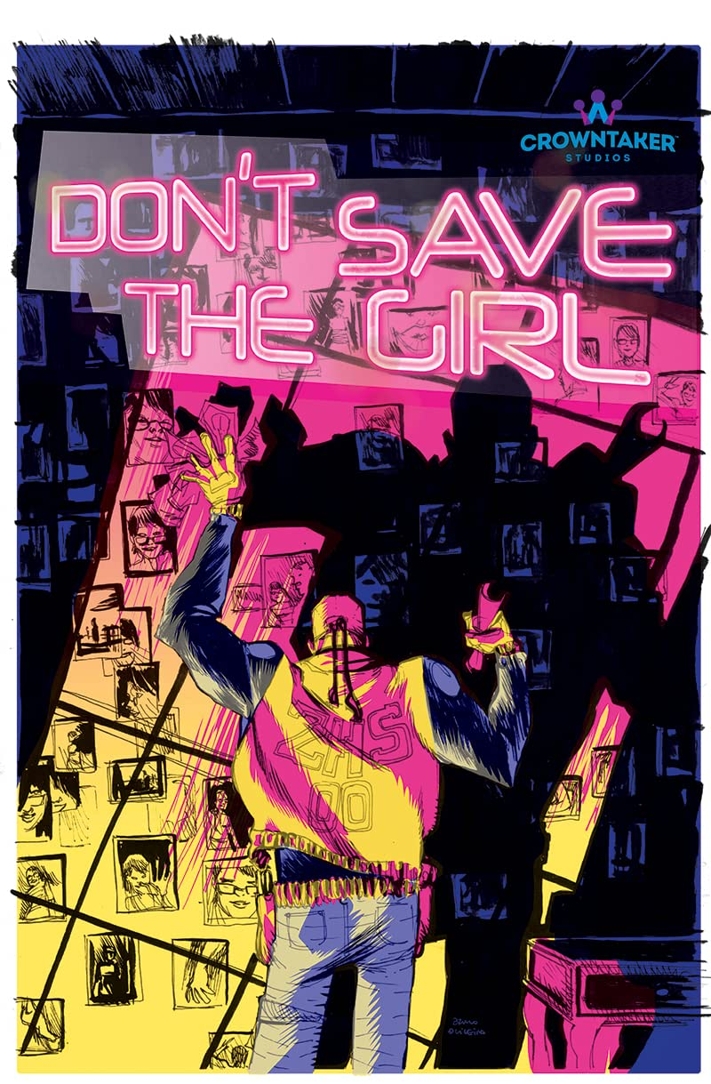 Don't Save The Girl