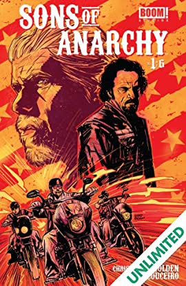 Sons of Anarchy #1 (of 6)