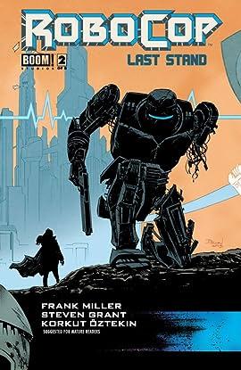 Robocop: Last Stand #2 (of 8)
