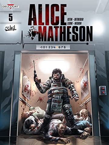 Alice Matheson Vol. 5: The Obsession of Sam Gibbs