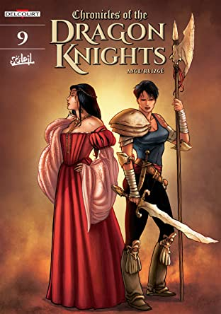 Chronicles Of The Dragon Knights Vol. 9: Blinded