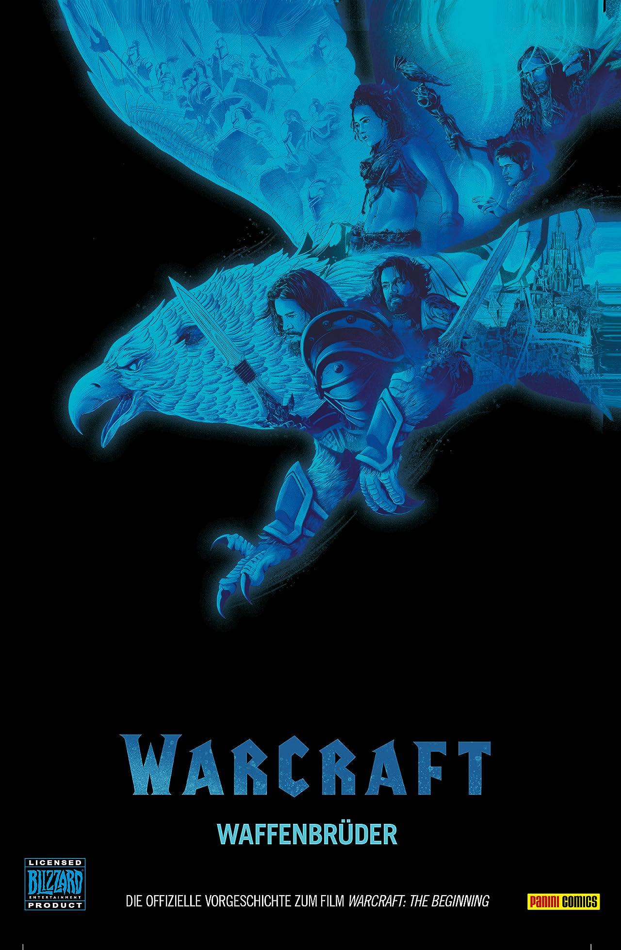 Warcraft Vol. 1: Waffenbrüder