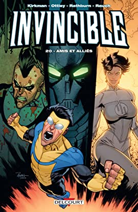 Invincible Vol. 20: Amis et alliés