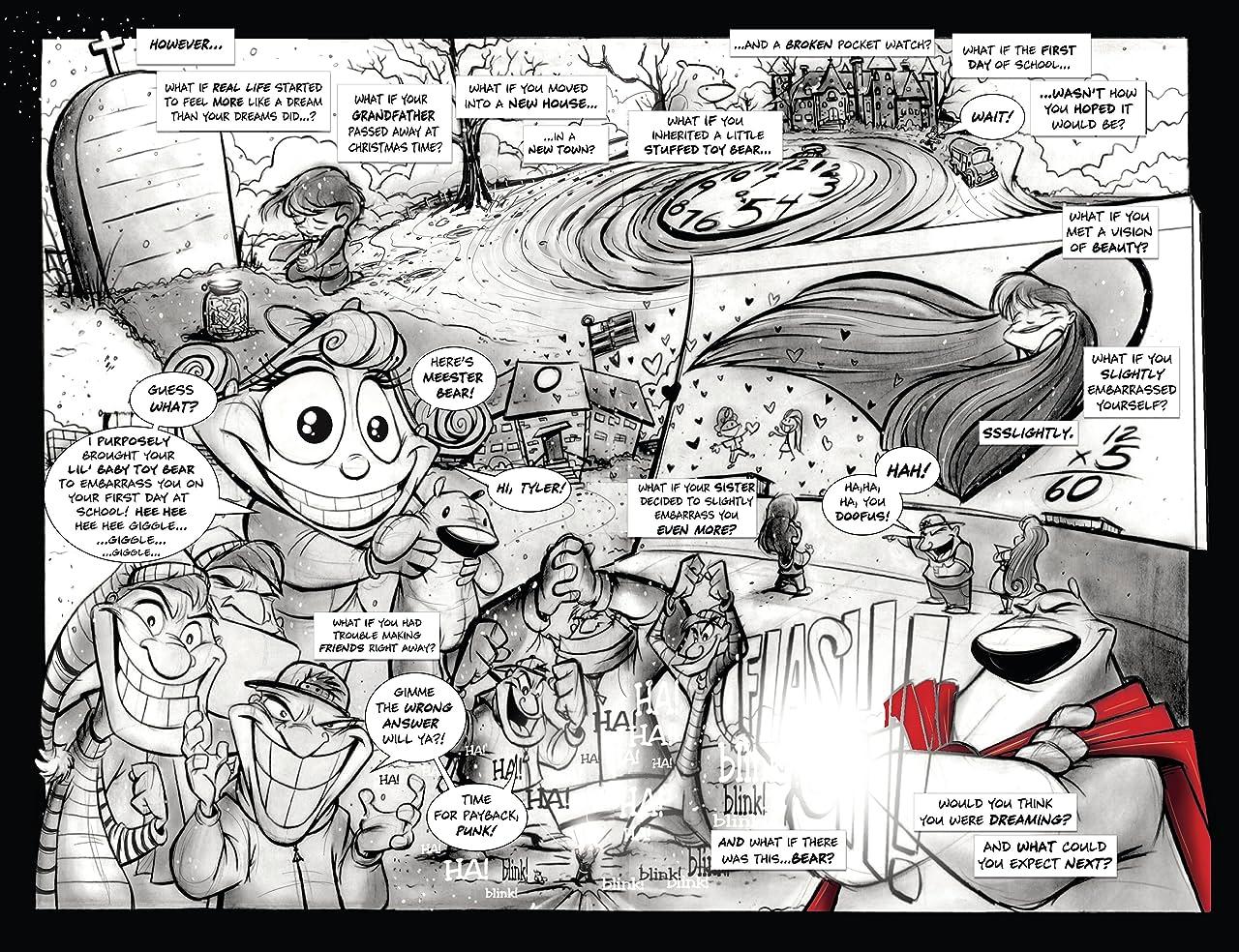 Herobear and the Kid: The Inheritance #2 (of 5)