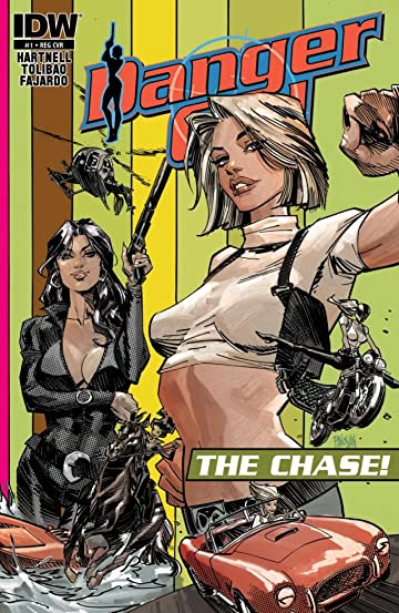 Danger Girl: The Chase! #1 (of 4)
