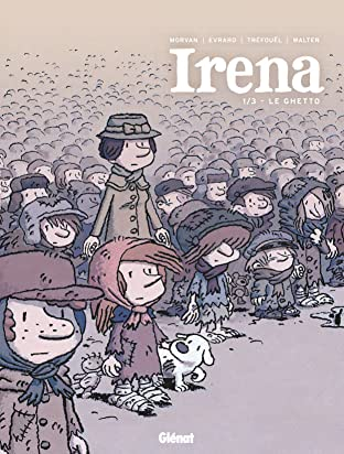 Irena Vol. 1: Le ghetto