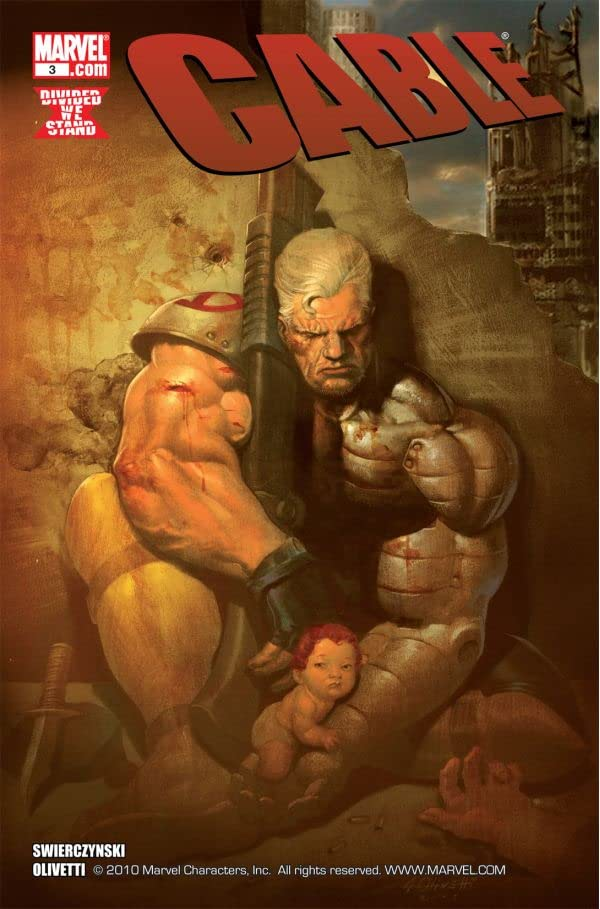 Cable (2008-2010) #3