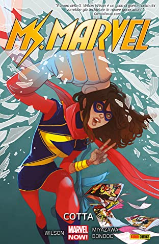Ms. Marvel Vol. 3: Cotta