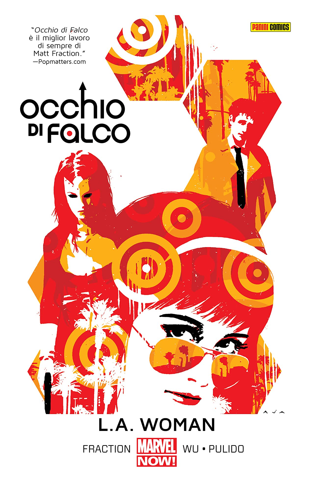 Occhio Di Falco Vol. 3: L.A. Woman