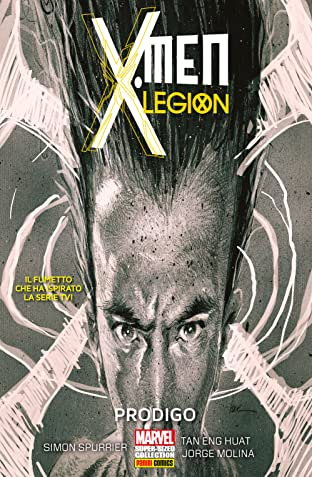 X-Men: Legion Vol. 1: Prodigo
