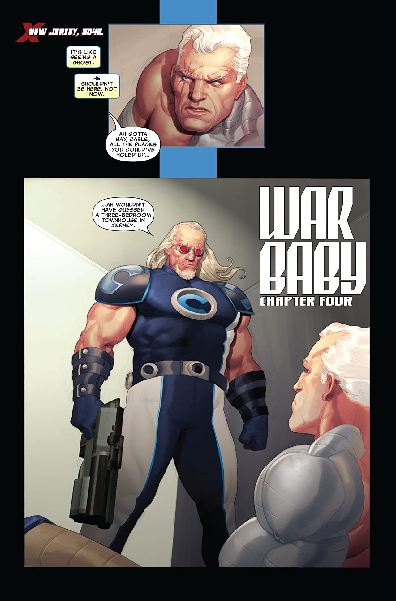 Cable (2008-2010) #4