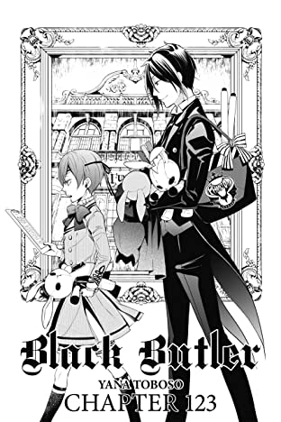 Black Butler No.123