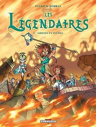 Les Légendaires Vol. 8: Griffes et plumes