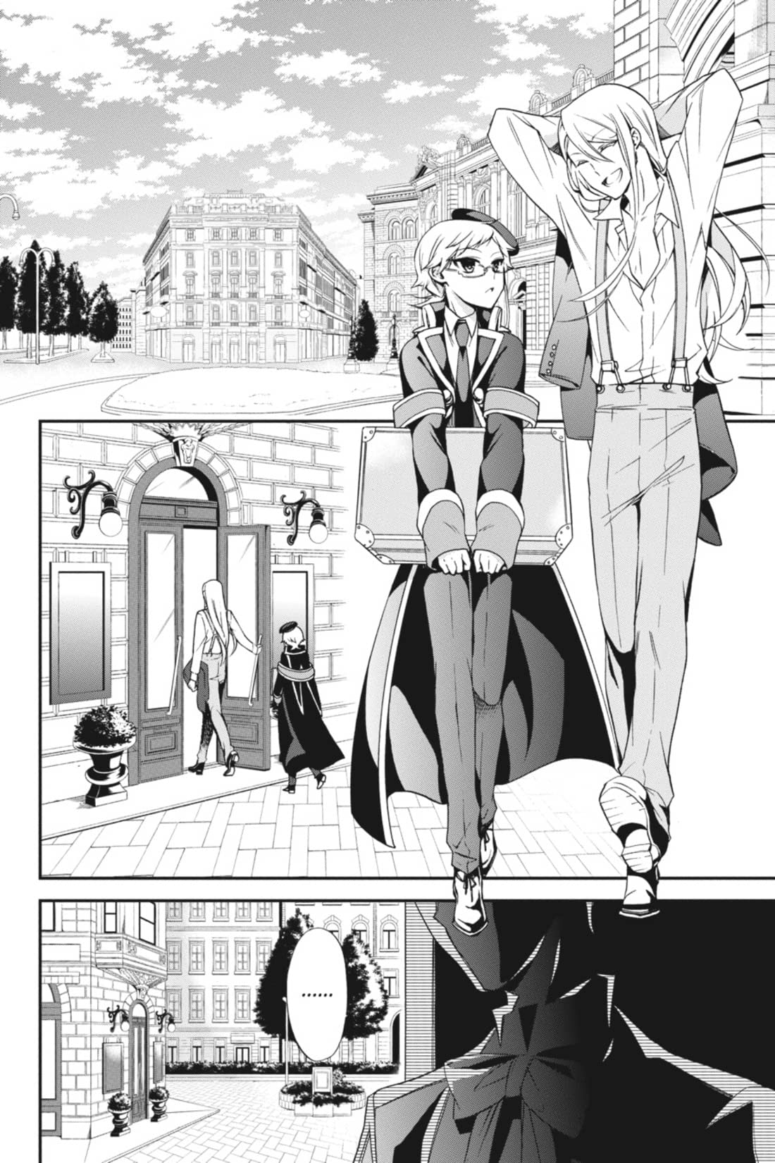 The Royal Tutor #46