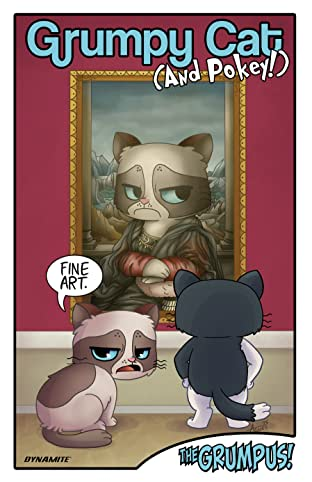 Grumpy Cat And Pokey: Grumpus