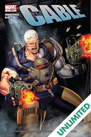 Cable (2008-2010) #5