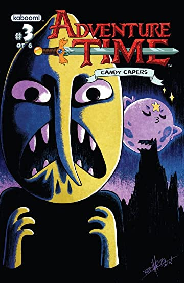Adventure Time: Candy Capers #3 (of 6)