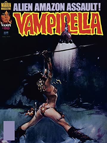 Vampirella (Magazine 1969-1983) #80