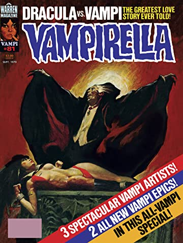 Vampirella (Magazine 1969-1983) #81