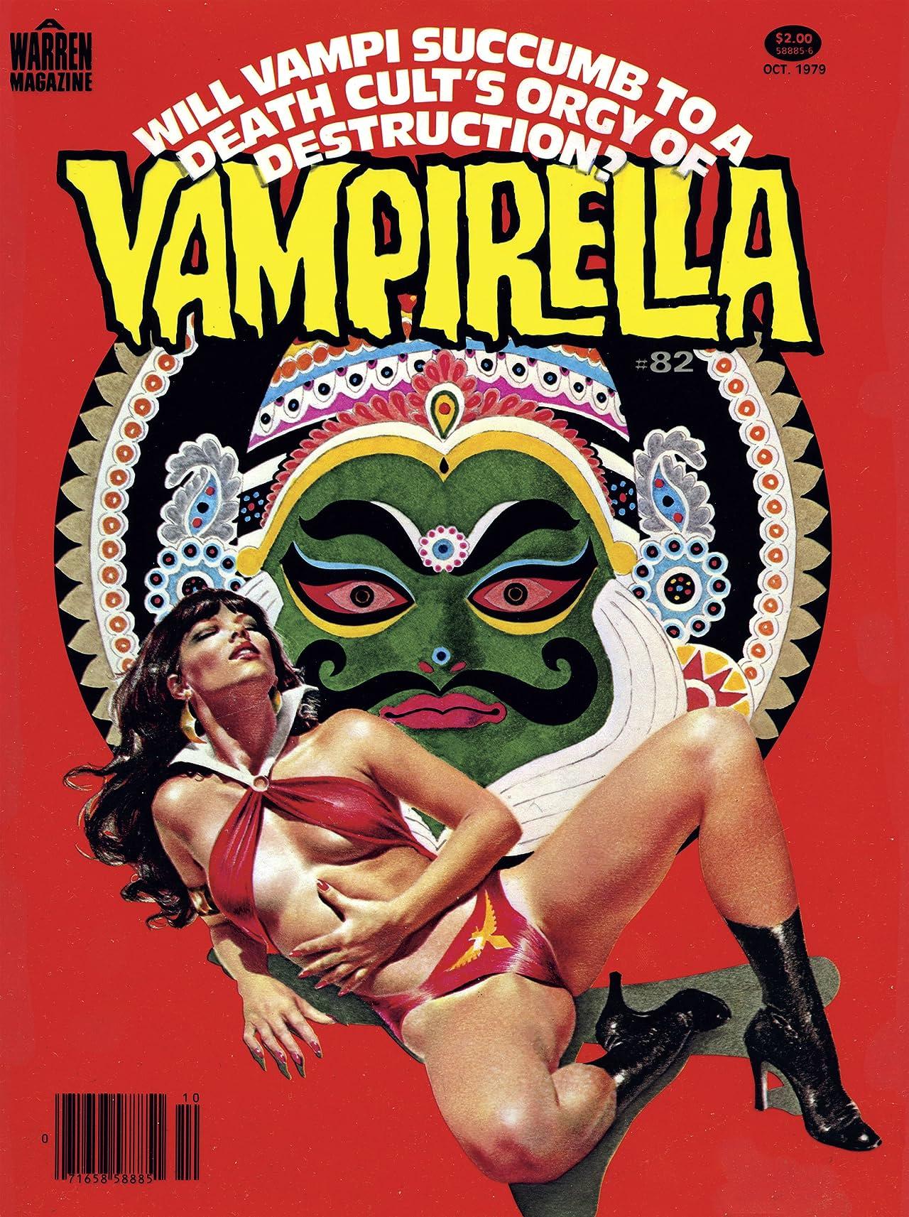 Vampirella (Magazine 1969-1983) #82