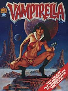 Vampirella (Magazine 1969-1983) #85