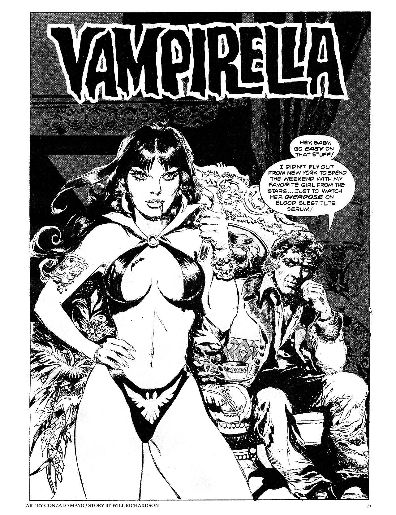 Vampirella (Magazine 1969-1983) #86