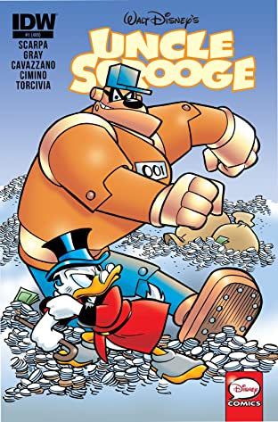 Uncle Scrooge No.1