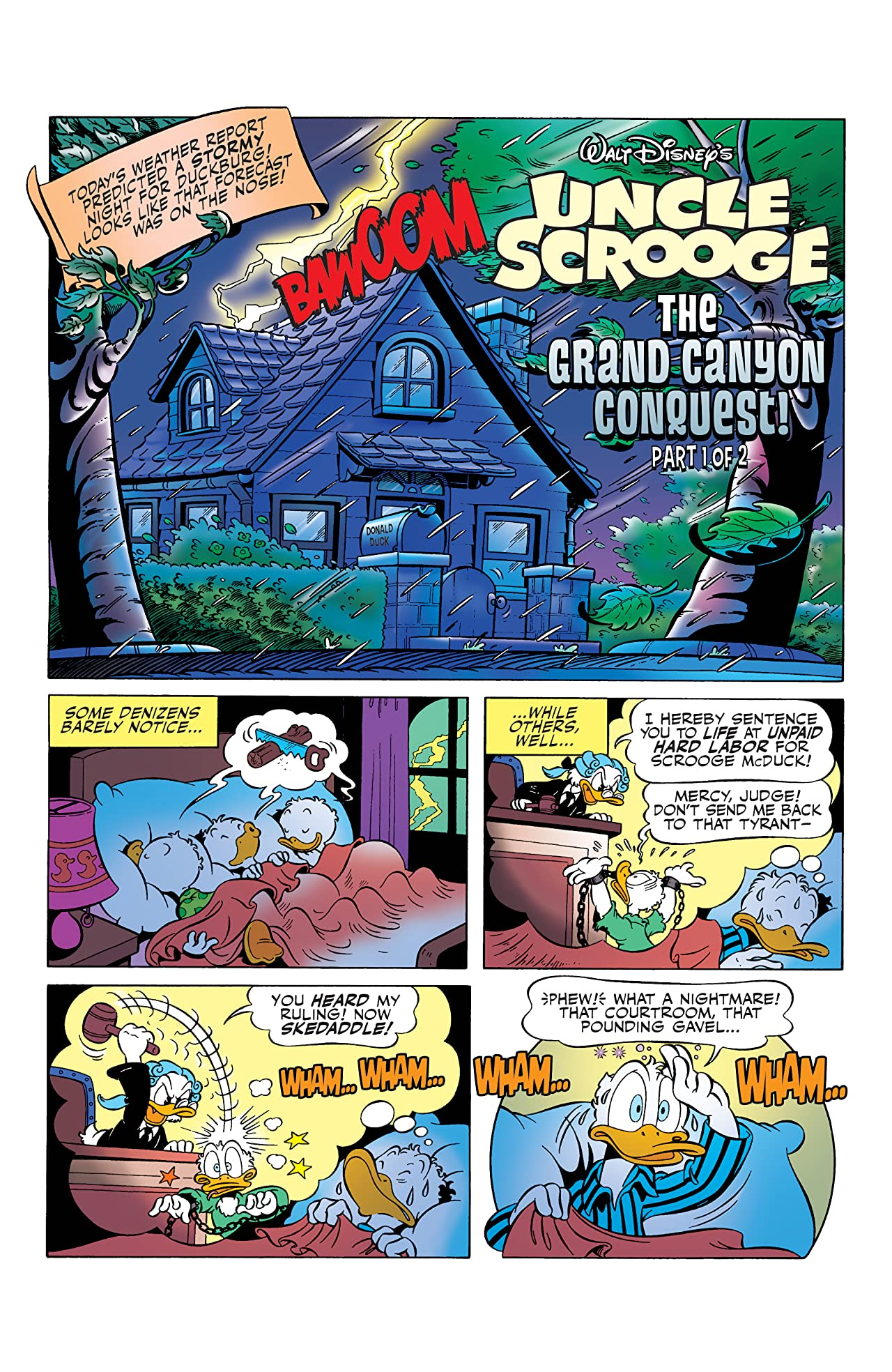 Uncle Scrooge #4