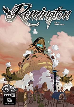 Remington Tome 12