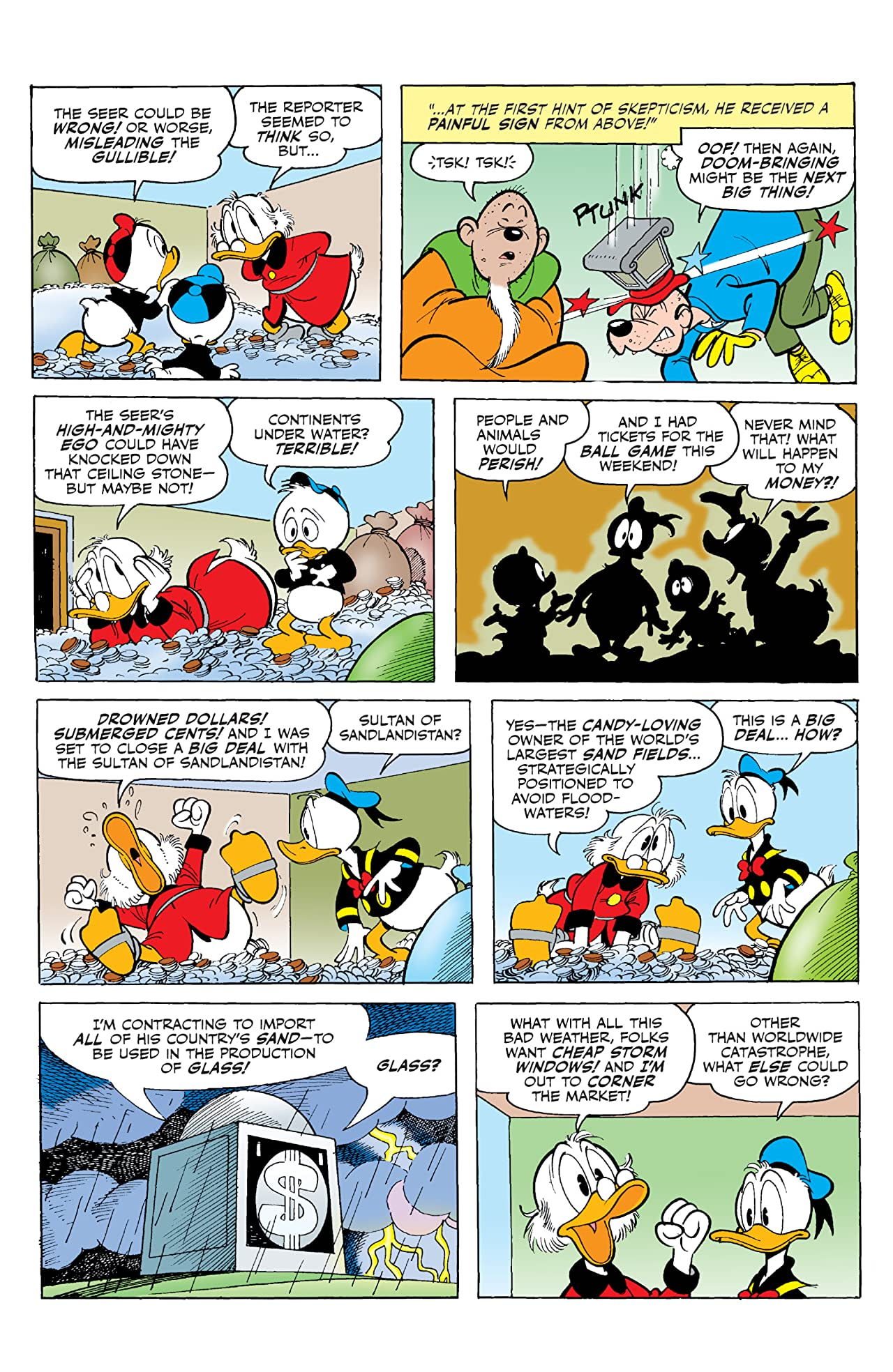 Uncle Scrooge #11