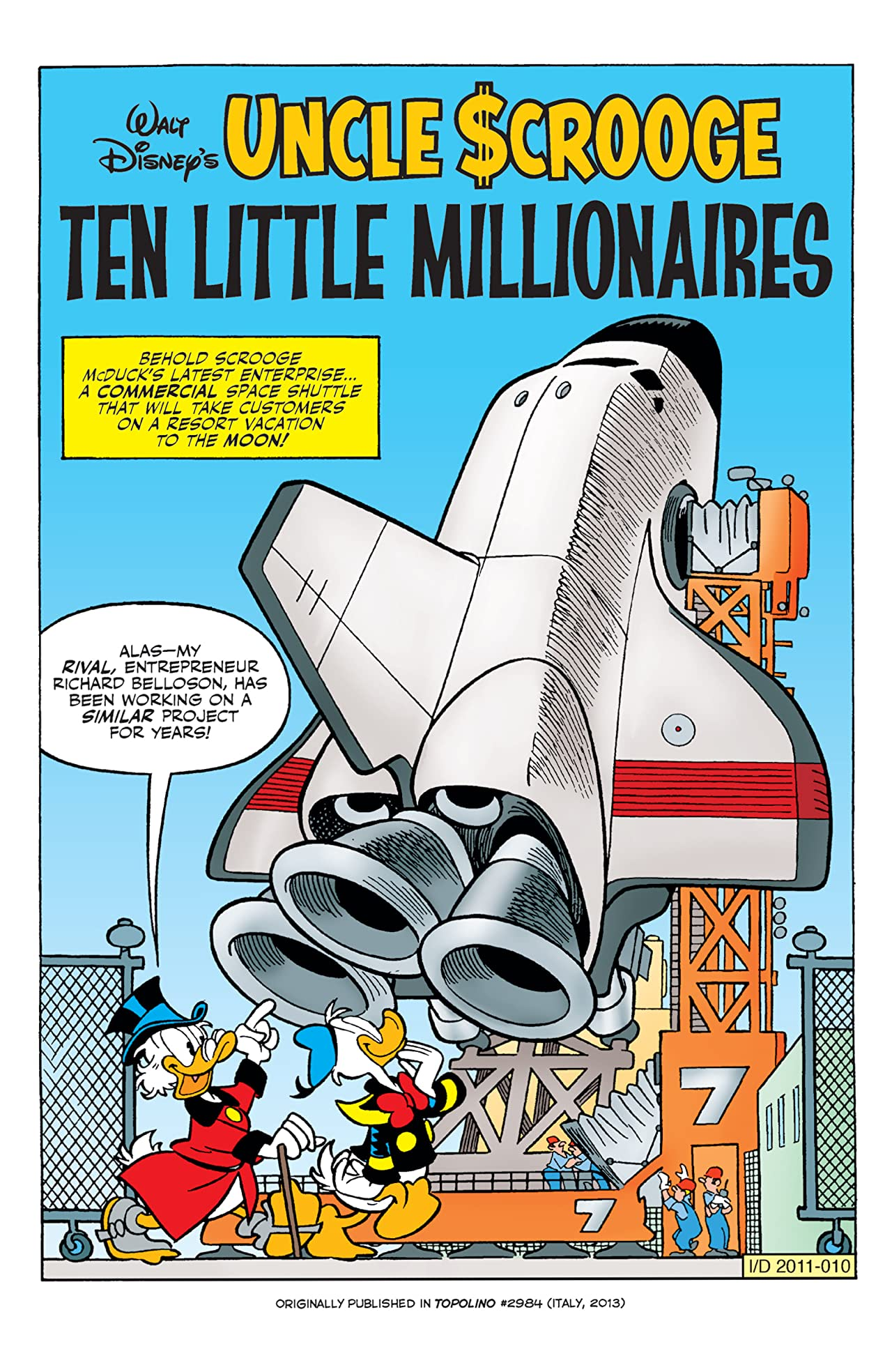 Uncle Scrooge #12