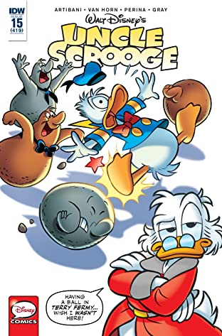 Uncle Scrooge No.15