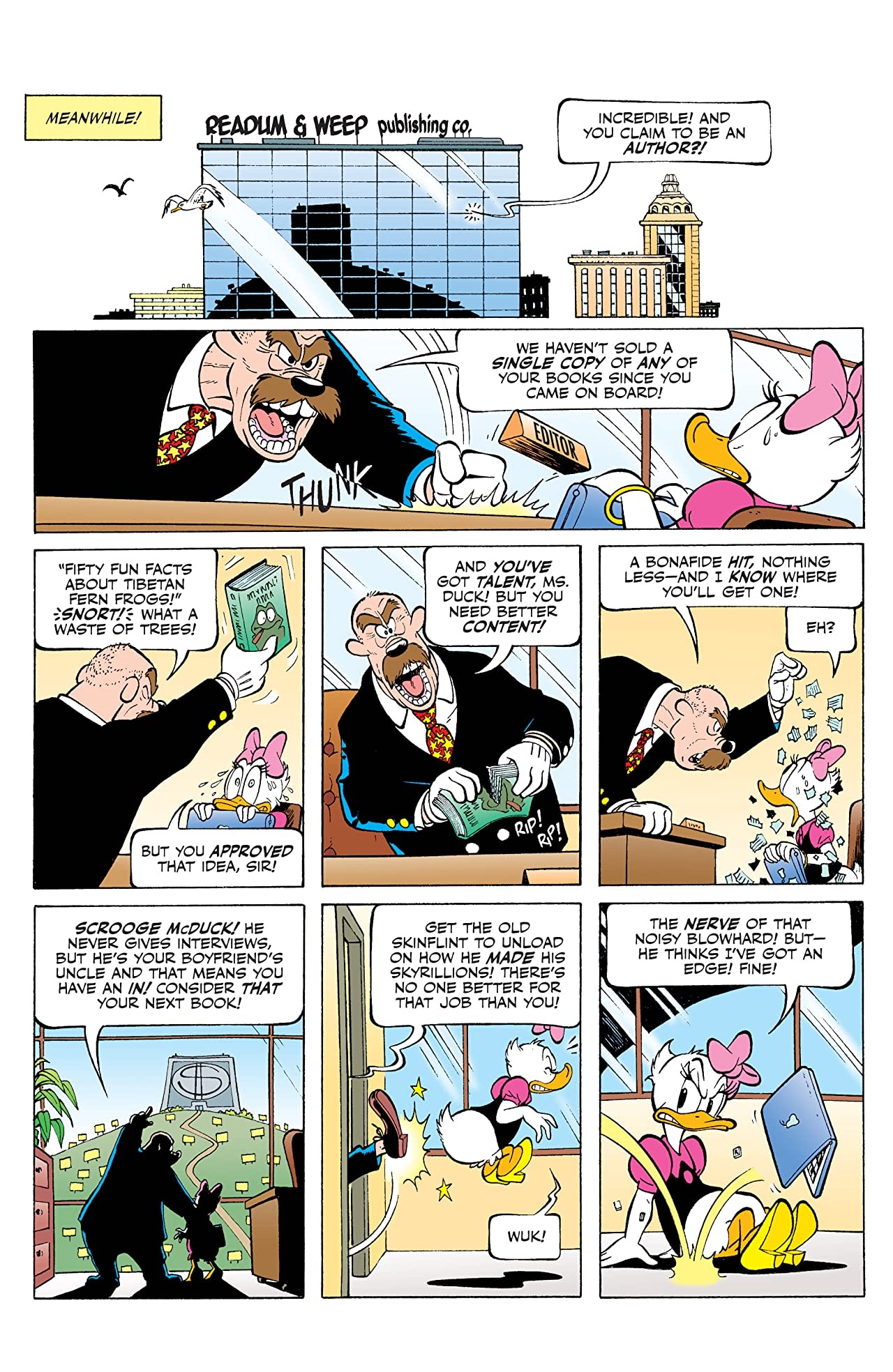 Uncle Scrooge #19