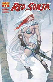 Red Sonja #3: Digital Exclusive Edition