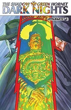 The Shadow/Green Hornet: Dark Nights #3 (of 5): Digital Exclusive Edition