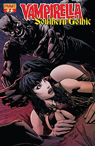 Vampirella: Southern Gothic No.2 (sur 5): Digital Exclusive Edition