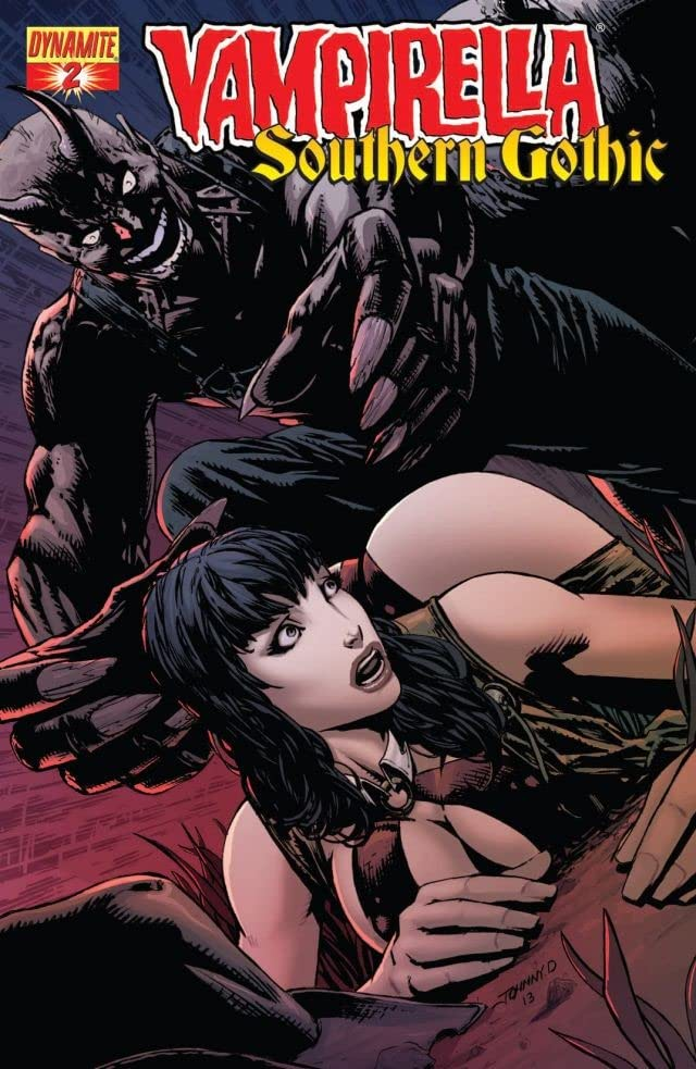 Vampirella: Southern Gothic #2 (of 5): Digital Exclusive Edition