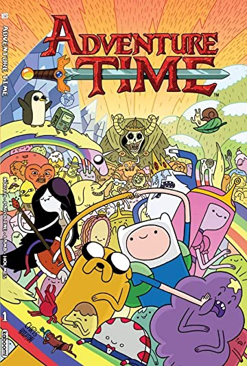 Adventure Time Tome 1