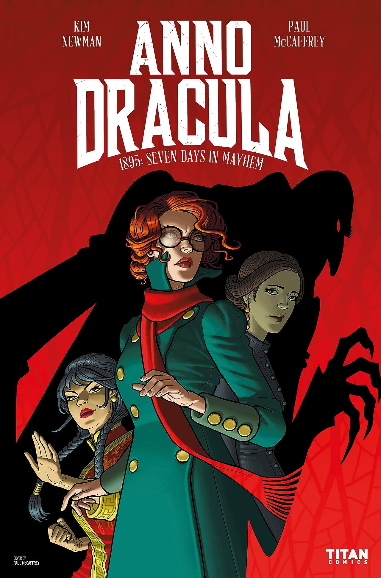 Anno Dracula #1