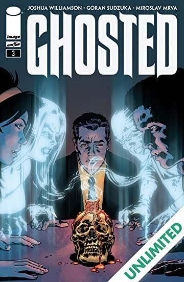 Ghosted #3