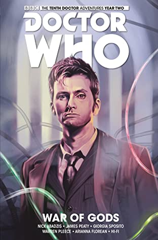 Doctor Who: The Tenth Doctor Tome 7