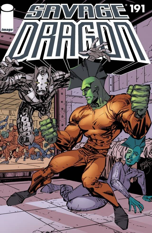 Savage Dragon #191
