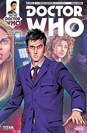 Doctor Who: The Tenth Doctor #3.4