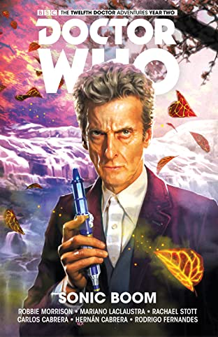 Doctor Who: The Twelfth Doctor Tome 6: Sonic Boom