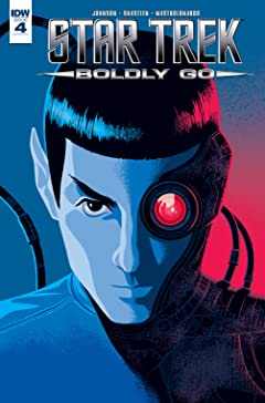 Star Trek: Boldly Go No.4