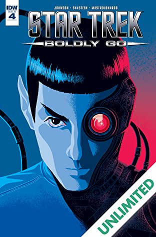 Star Trek: Boldly Go #4